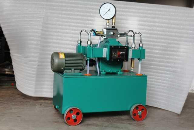 4D-SYB6.3-80MPa电动试压泵
