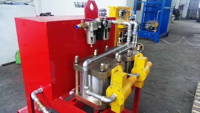QY140气动试压泵