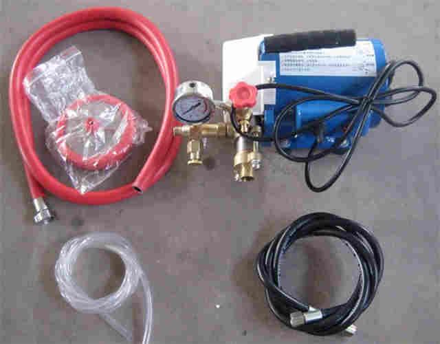 小型电动试压泵